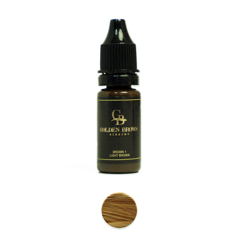 Light Brown 10ml