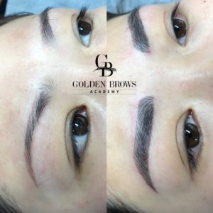 Permanent Eyebrow Tattoo Melbourne