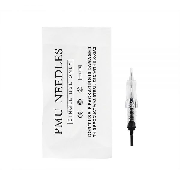 Black Pearl PMU Machine Needle - 1RL 0.18mm (Box of 10)